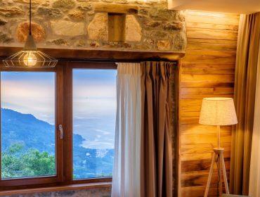 Executive cozy corner view