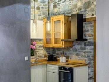 Executive cozy corner kitchen room